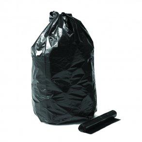 Affaldssække sorte