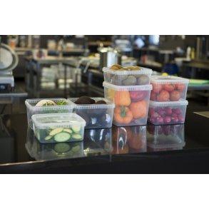 Opbevaring og emballage